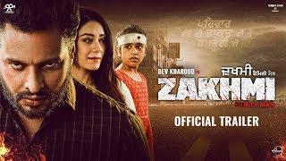 Zakhmi 2020 Movie Trailer Dev Kharoud Video HD Download New Video HD
