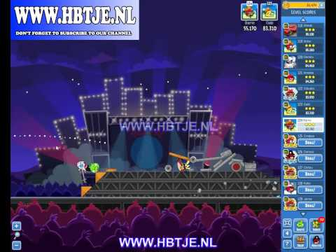 Angry Birds Friends Tournament Week 69 Level 2 high score 92k (tournament 2) Rock in Rio