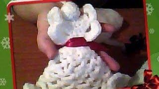 Angelo All'uncinetto(Angel Crochet)