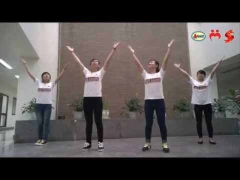 Hướng dẫn nhảy