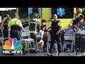 Barcelona Terrorist Attack: Suspect In Custody As Death Toll Rises | NBC News