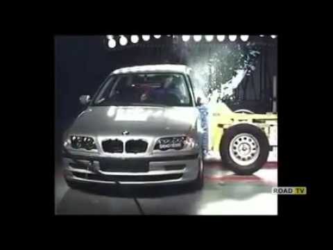 Сrash test BMW 3 Series