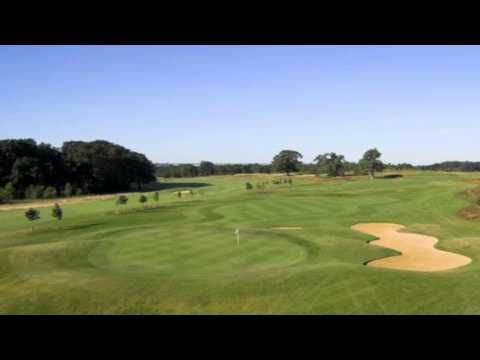 Thames ditton and Esher golf club Esher Surrey