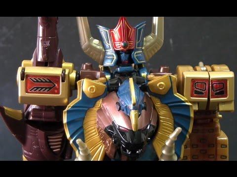 đồ chơi siêu nhân gao 파워레인저 정글포스 정글카이저 로봇 변신 장난감 Gao Rangers Toys