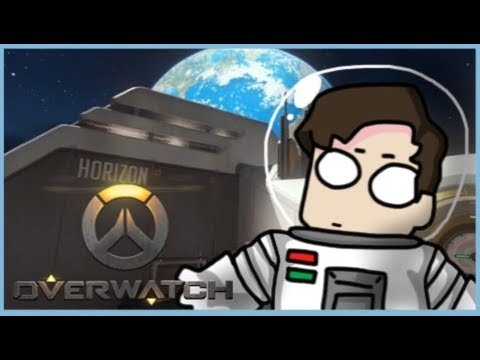 To the moon we go~!!-Overwatch Gameplay
