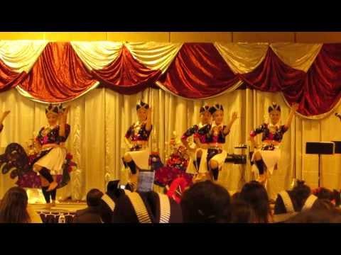 NKAUJ HMOOB HLI XIAB @ SACRAMENTO HMONG NEW YEAR DANCE COMPETITION 2013 2014