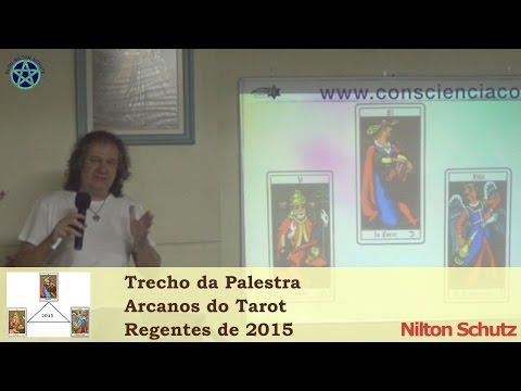 Nilton Schutz - Arcanos do Tarot Regentes de 2015