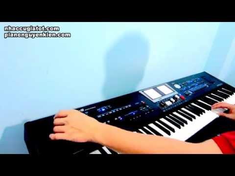 Đàn Organ Roland BK9 Liên Khúc Lòng Mẹ -  Nguyễn Kiên