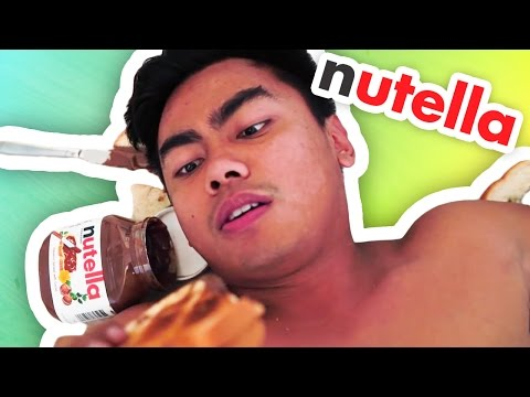 I LOVE NUTELLA! (MUSIC VIDEO)