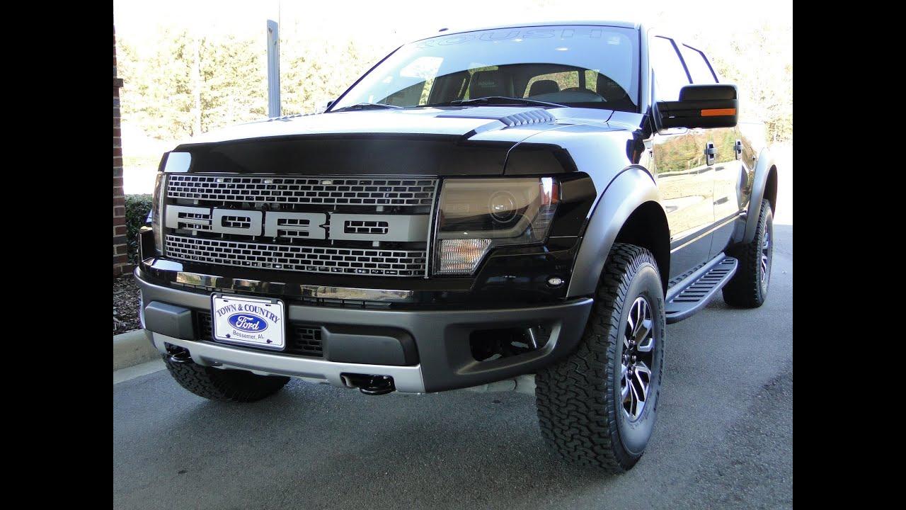 2013 Ford Raptor SVT 6.2L Review - YouTube