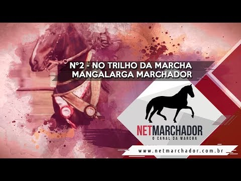 #2 - NO TRILHO DA MARCHA - NET MARCHADOR - O CANAL DA MARCHA -  04/09/2017