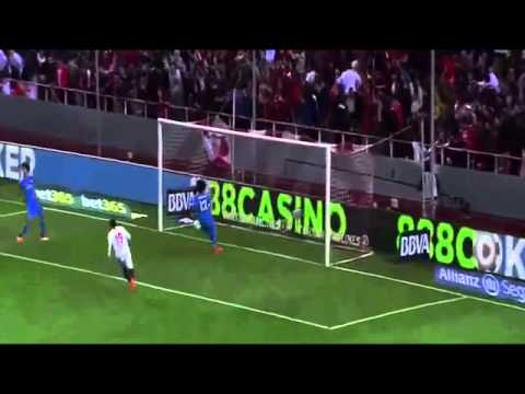 Sevilla vs Real Madrid 2-1 I All Goals 26/03/14