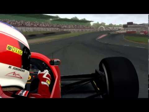 Schumacher 2013 f1 f1 2013 Classic Mode | Ferrari