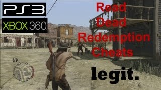 Red Dead Redemption Cheats (PS3/XBOX360)