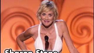 "Sharon Stone Talks About A ""Certain Scene"" From BASIC INSTINCT"