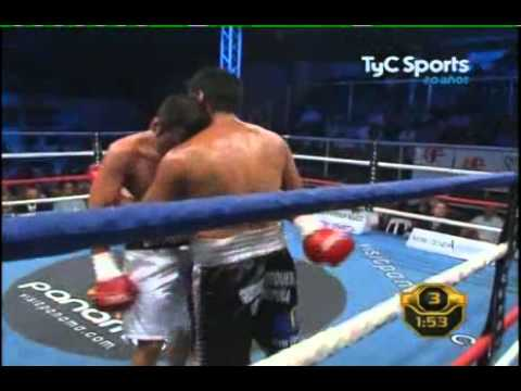 Lucas CARRANZA vs Diego LOTO - Full Fight - Pelea Completa