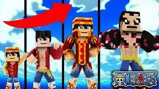 NẾU LUFFY ONE PIECE CÓ CUỘC SỐNG TRONG MINECRAFT !!! (Minecraft Người Trông Trẻ)