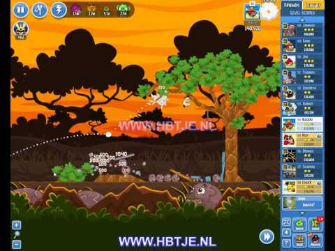 Angry Birds Friends Tournament Level 3 Week 131 (tournament 3) no power-ups