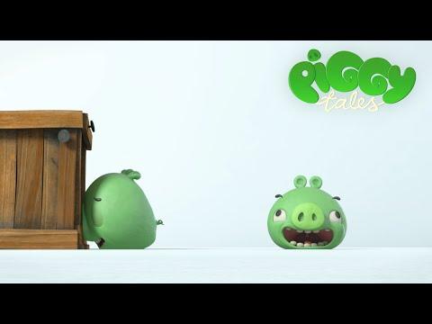 Piggy Tales - Schovávačka