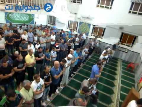 7 صلاة العشاء والتراويح السابع من رمضان من مسجد ابو بكر الصديق  -
