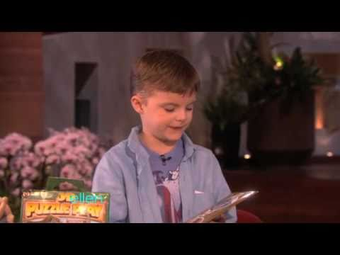 An Adorable 7-Year-Old Paleontologist Teaches Ellen!