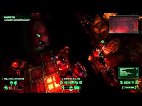 Space Hulk (2013) - Gameplay - Mission VI - Alarm Call