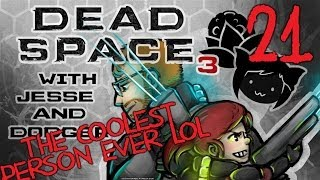 DEAD SPACE 3 [Dodger's View] w/ Jesse Part 21