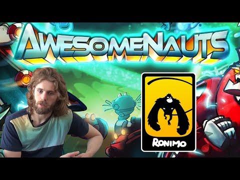 Awesomnauts - Interview #7 - Tour du monde