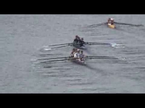 2008 HOCR Riverside Lightweight Womens 4+ @ Weeks Footbridge