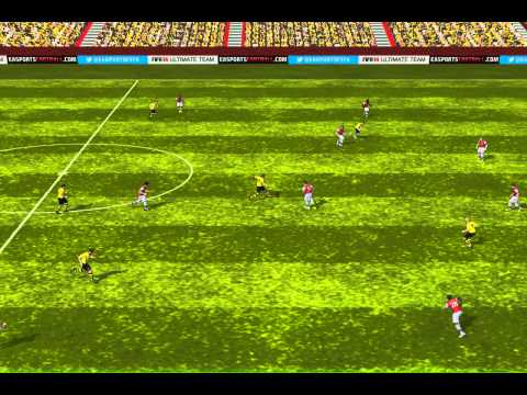 FIFA 14 iPhone/iPad - U19 Viet Nam vs. Arsenal