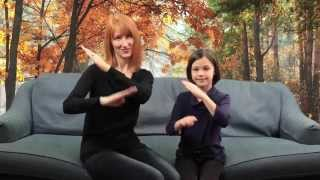 Weather song for kids | Learn ASL weather signs | Signs for Weather | Talking 'Bout The Weather
