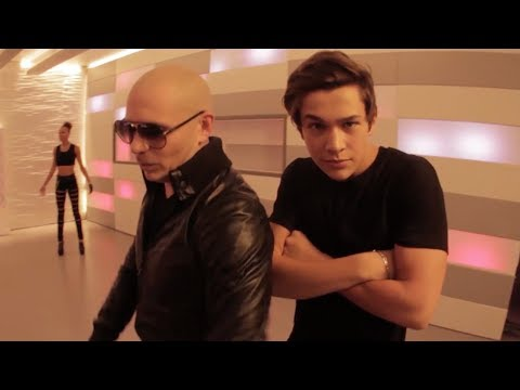 Austin Mahone - Mmm Yeah feat. Pitbull Music Video (Behind the Scenes)