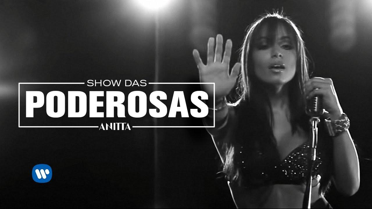 Anitta - Show das Poderosas (Clipe Oficial) - YouTube