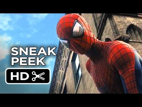 The Amazing Spider-Man 2 Official Sneak Peek Teaser (2014) - Andrew Garfield Movie HD