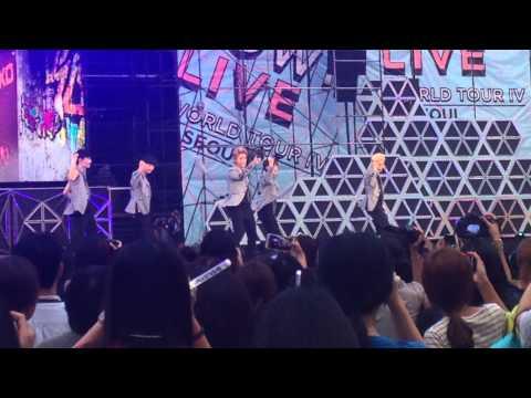 Exo Growl Sm Town live 2014