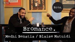 MEDHI BENATIA / BLAISE MATUIDI - Bromance - Friendship en noir et blanc