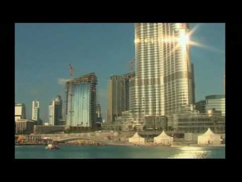BBC News Dubai The World's Tallest Building Burj Khalifa