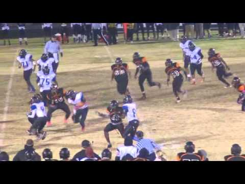 Corey Winfield Senior Highlights