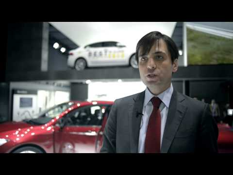Qoros at the 2014 Geneva Motor Show