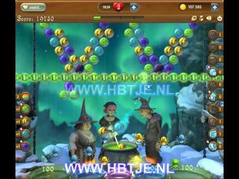 Bubble Witch Saga level 150