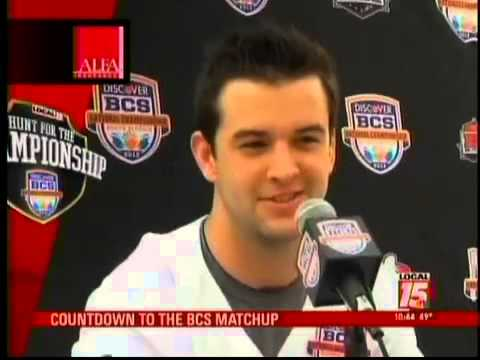 AJ McCarron Talks of Relationship with Katherine Webb