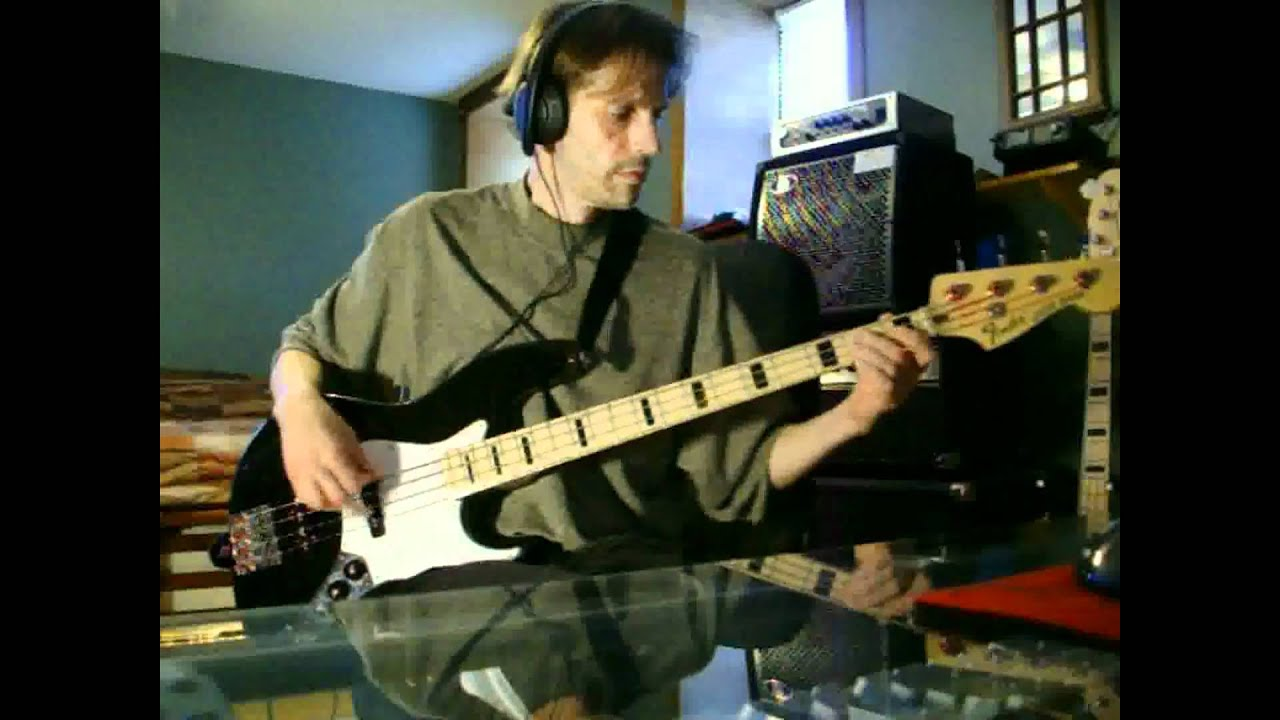 Mustang Sally Bass Cover Youtube