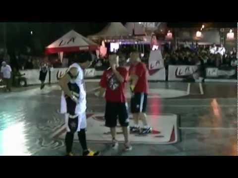 LA Lights Streetball 2012 - Allstar Challenge Bandung