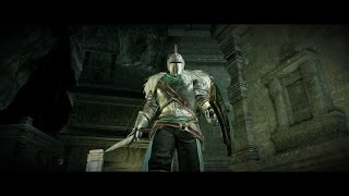 Dark Souls 2 Crown Of The Sunken King DLC Trailer