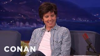 Tig Notaro Heckled by Her Own Brain