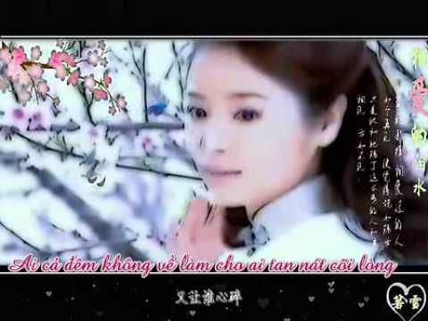 [Vietsub] Chung Hán Lương & Lâm Tâm Như  MV Nước mắt tình yêu