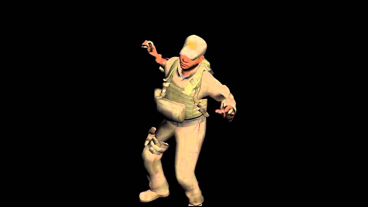 3d dance