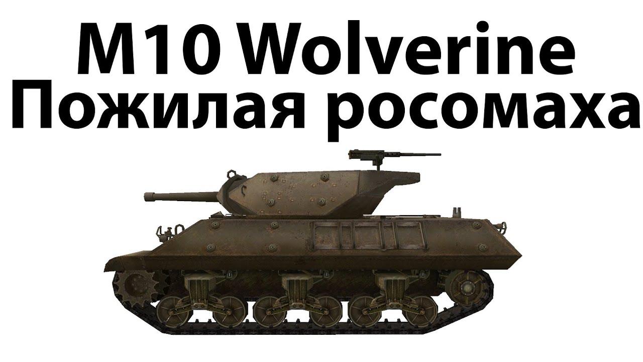 M10 Wolverine - Пожилая росомаха