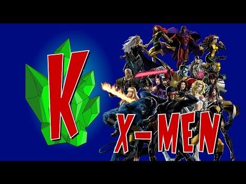 PROGRAMA KRIPTONITA - X-MEN