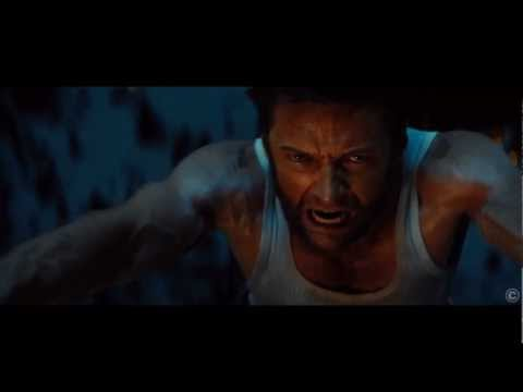 The Wolverine - 2013 Trailer #1 [FULL HD] #iLveMovies